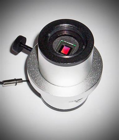 Kamera Astrolumina QHY 5-II-c