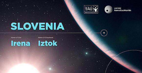 Irena i Iztok nam dolaze iz Slovenije