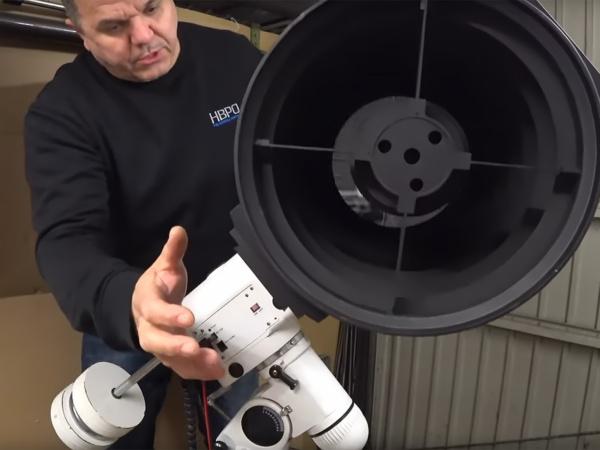 Kako podesiti teleskop za promatranje i snimanje?