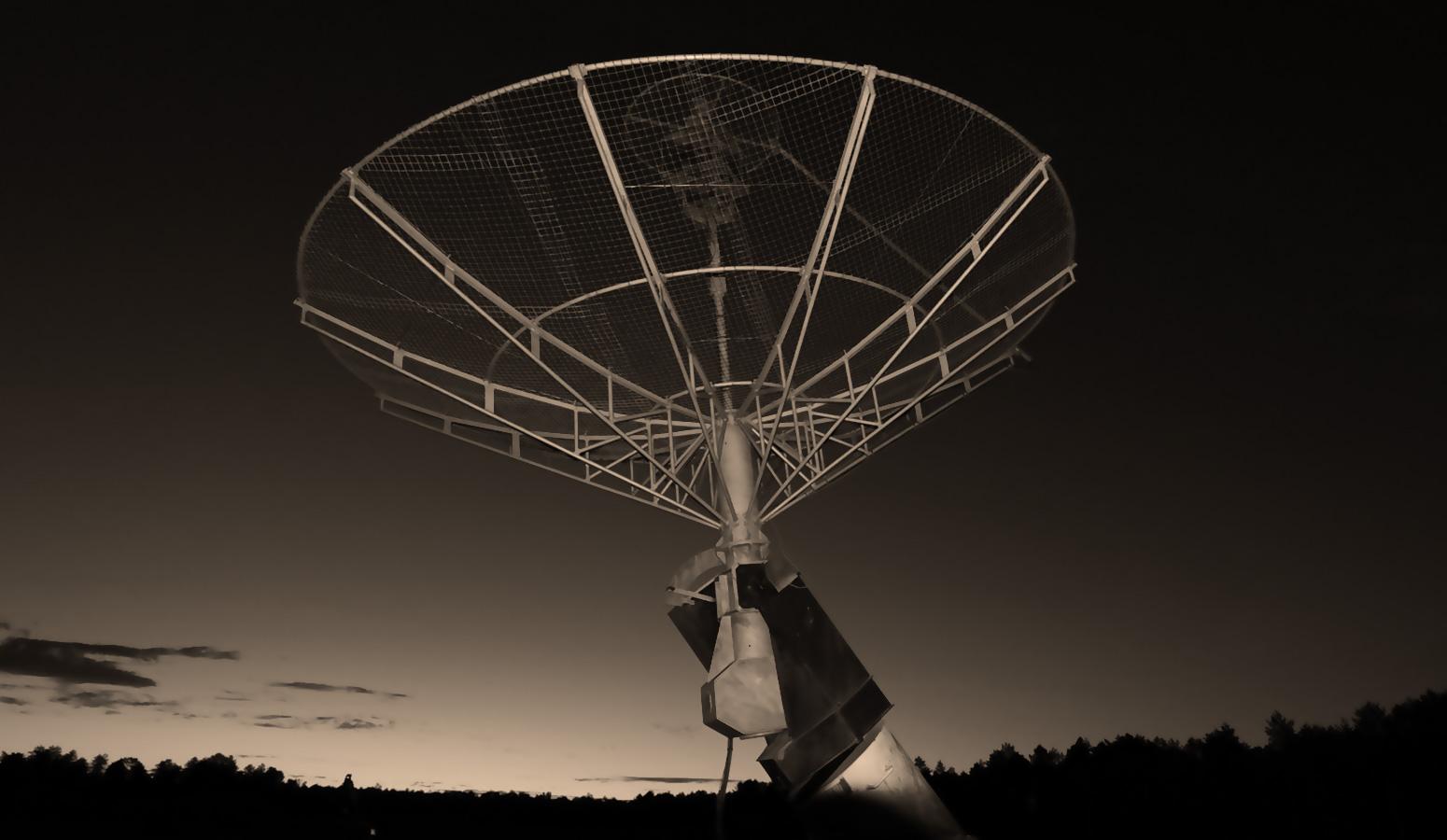 Teleskop za posmatranje svemirskih letilica