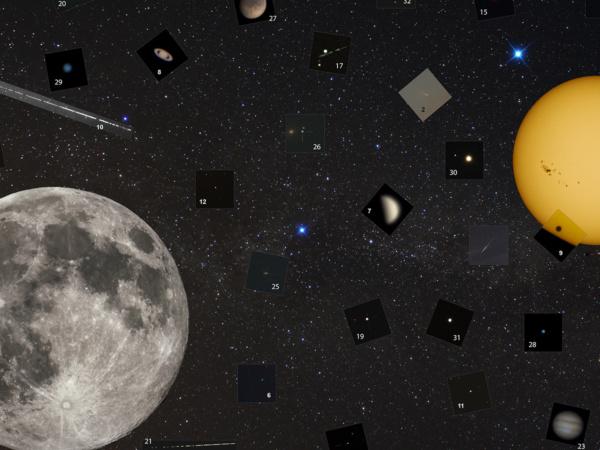 Svemir zvjezdarnice Apollo