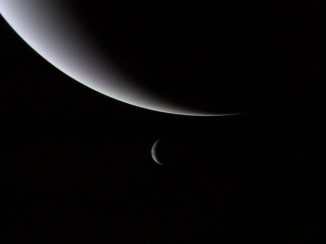 Triton i Neptun