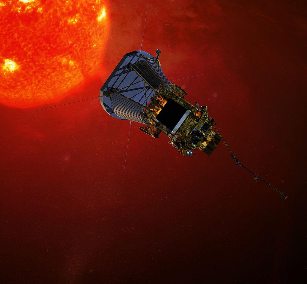 Letjelica Parker Solar Probe