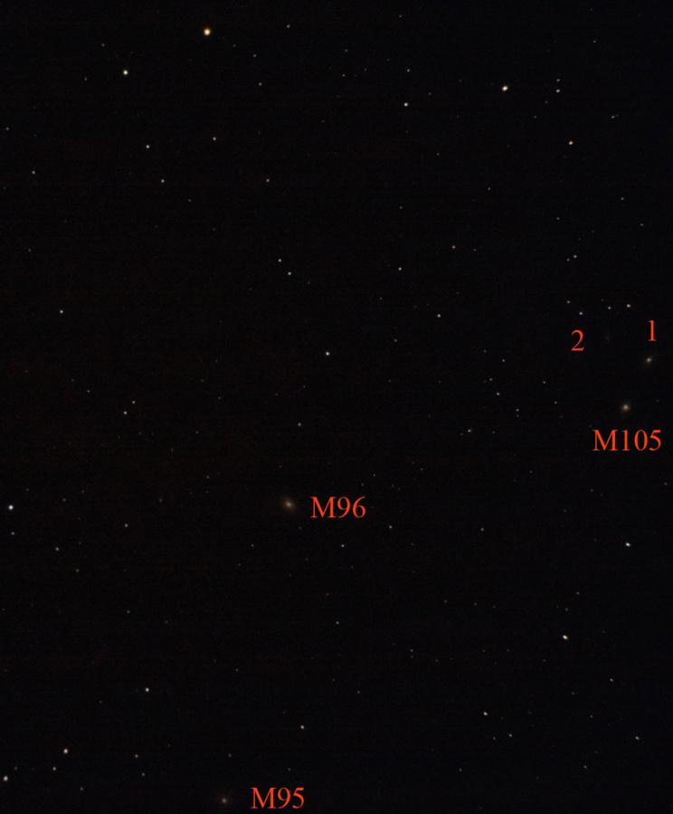 Galaksije u Lavu