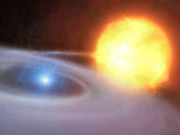 Ta neobična zvijezda, nova RS Ophiuchi