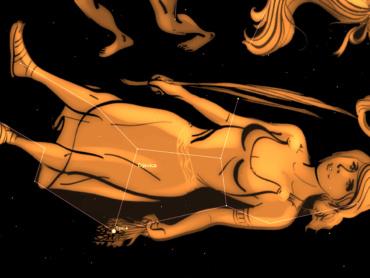 Zvjezdane vedute – Dama među zvijezdama