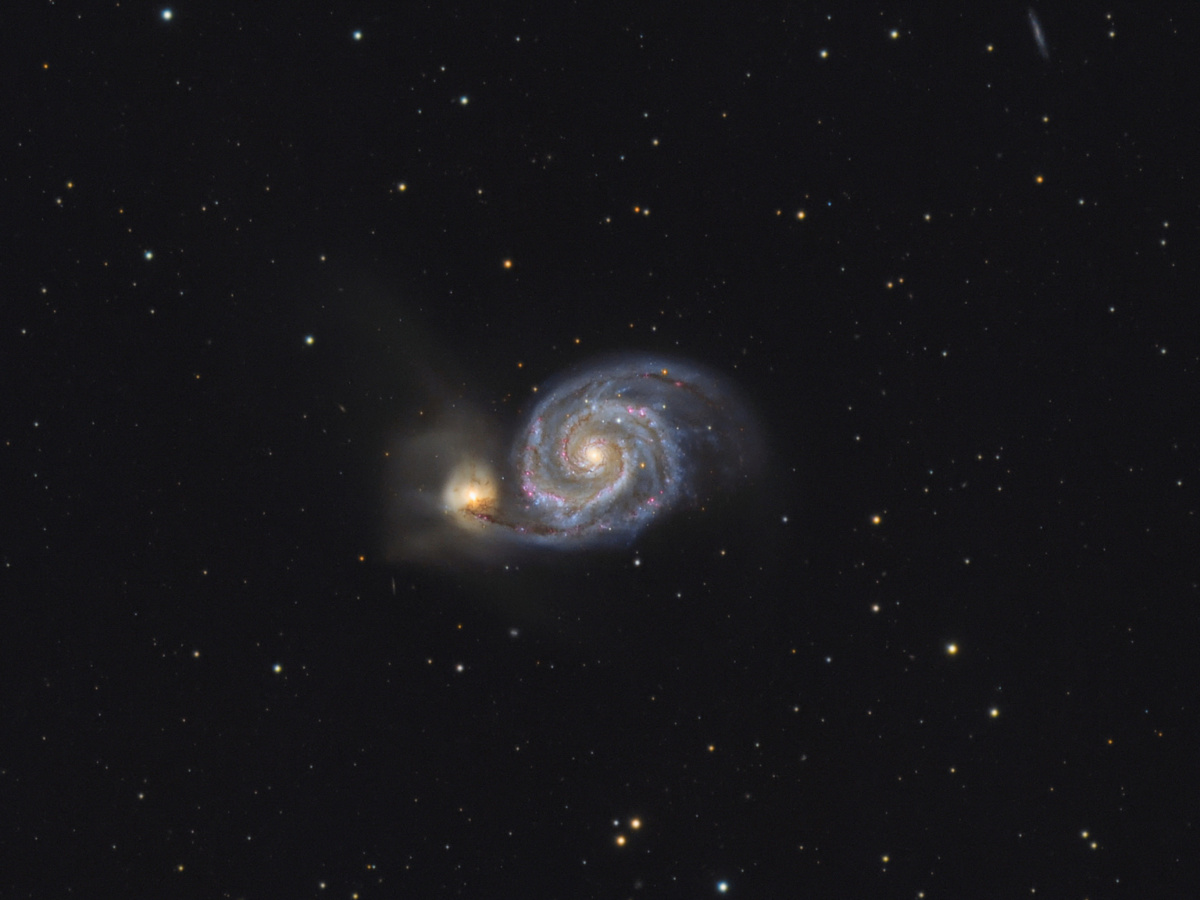 Galaksija M 51