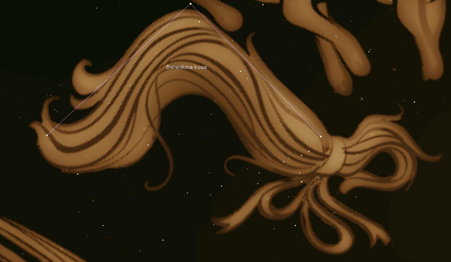 Zvjezdane vedute – Berenikina kosa (Coma Berenices)