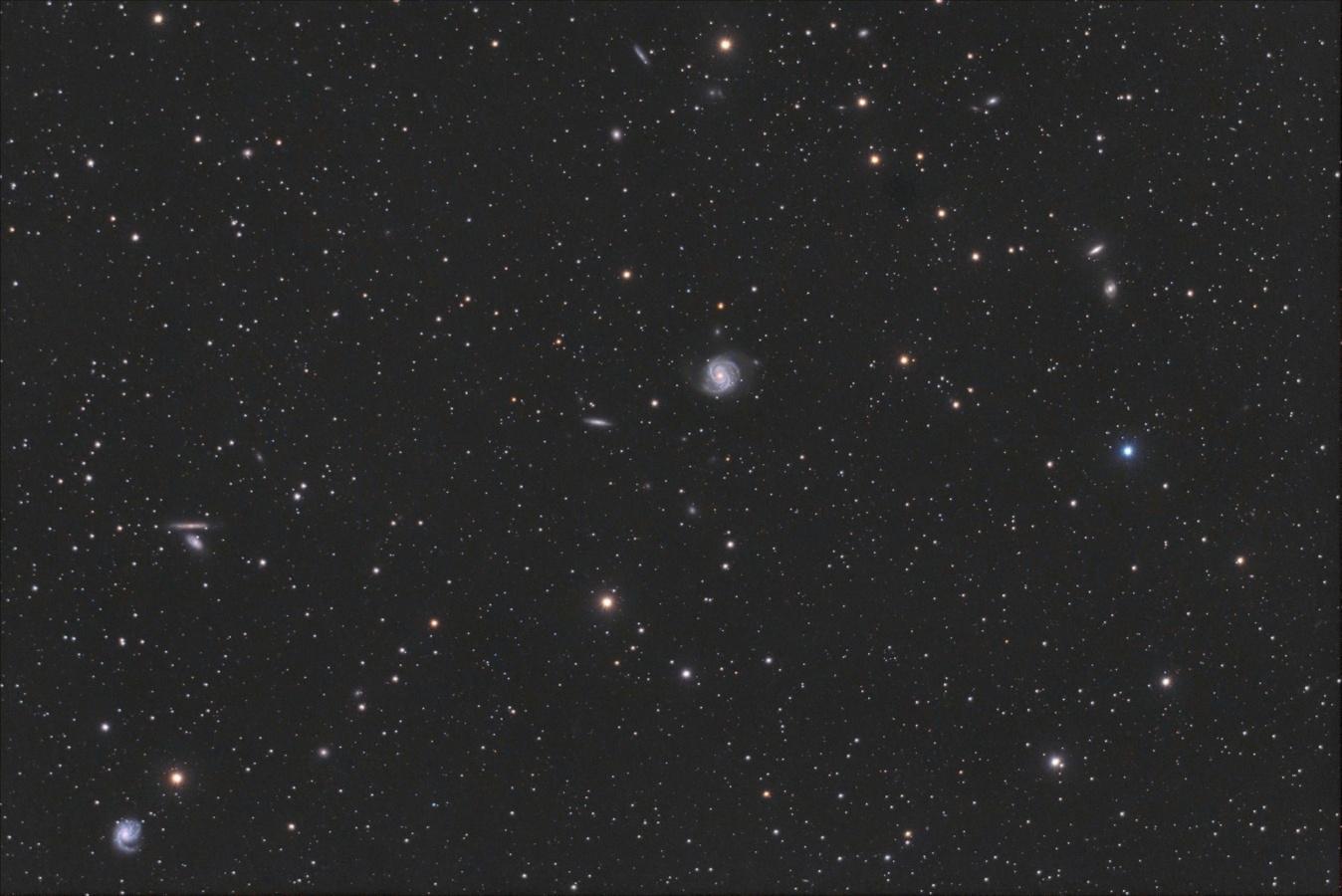 Galaksija Messier 100