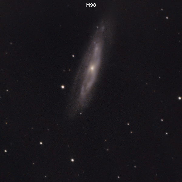 Galaksija Messier 98